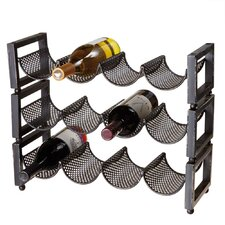 4 Bottle Tabletop Wine Rack (Set of 3)
