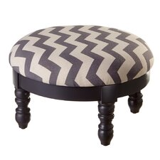 Chevron Foot Stool