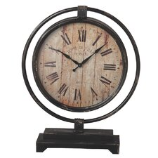"16.5"" Desk Clock"