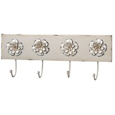Jaimie Rose Flower Wall Hook