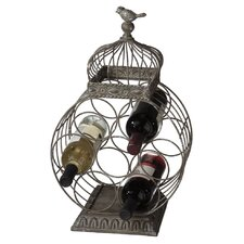 <strong>CBK</strong> 7 Bottle Tabletop Wine Rack