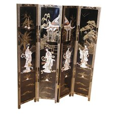 Mother of Pearl Screen Divider