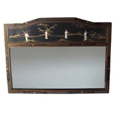<strong>Grand International Decor</strong> Mother of Pearl Rectangle Mirror