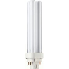 18W Soft White Compact Fluorescent Light Bulb