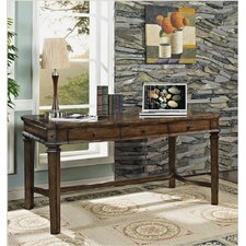 San Andorra Writing Desk with Laptop Drawer