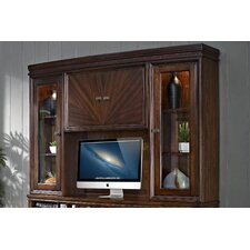 "<strong>iQuest Furniture</strong> Madison 48.5"" H x 66"" W Desk Hutch"