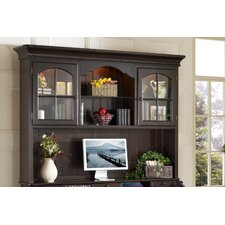 "<strong>iQuest Furniture</strong> Barton Park 54"" H x 72"" W Desk Hutch"