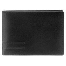 RFID Secure Men's Slim Wallet