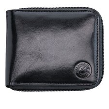 Equestrian Men's Zippered Wallet