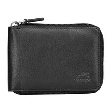Men's Zippered Wallet