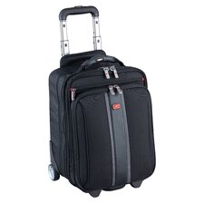 Biztech CompuTraveller Upright-Wheeled Laptop Briefcase