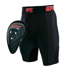 Compression Shorts with Cup
