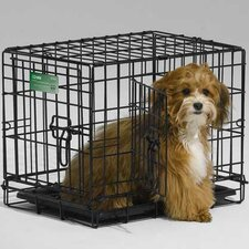<strong>Midwest Homes For Pets</strong> iCrate Double Door Pet Crate