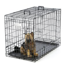 Solutions Side - By - Side Double - Door Pet Crate