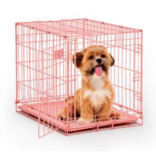 <strong>Midwest Homes For Pets</strong> iCrate Fashion Edition Pet Crate