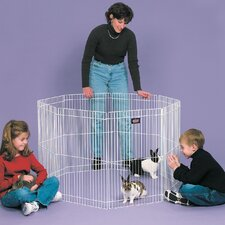 Small Animal Exercise Playpen