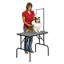Grooming Table with Arm