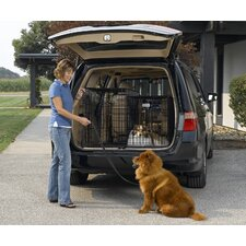 <strong>Midwest Homes For Pets</strong> Solutions Side - By - Side Double - Door Pet Crate