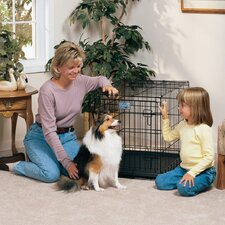 Life Stages Fold & Carry Single-Door Dog Crate