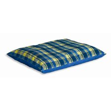 Quiet Time e'Sensuals Indoor / Outdoor Rectangle Dog Pillow