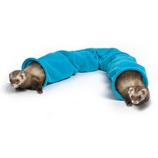 Ferret Nation Accessories Hide and Seek Tunnel in Teal