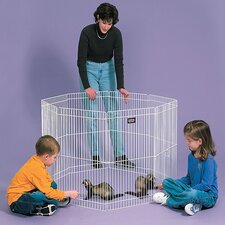 Small Animal Exercise Pen