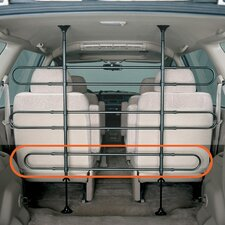 2 Bar Tubular Pet Vehicle Barrier Extention