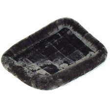Quiet Time Pet Bed in Pearl Gray