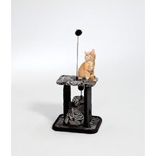 Feline Nuvo Feisty Cat Furniture in Black