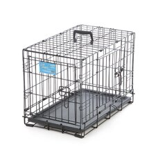 Life Stages Fold & Carry Double Door Dog Crate