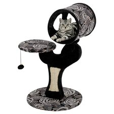 Feline Nuvo Salvador Cat Furniture in Black