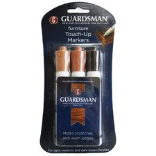 <strong>Guardsman</strong> Wood Repair Touch-Up Marker (Set of 3)