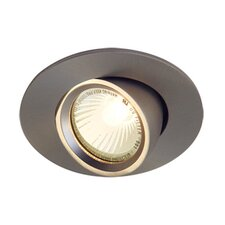 Series 703 1 Light Recessed Trim Light