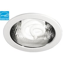 1 Light Recessed Trim Light
