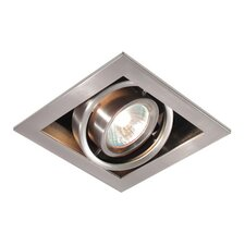 Series Cube 1 Light Recessed Trim Light