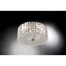 <strong>Bazz</strong> Glam 3 Light Flush Mount