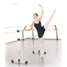 Professional Series Double Bar Ballet Barre n Bag Kit
