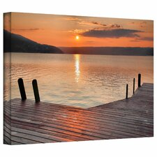 'Another Kekua Sunrise' Gallery-Wrapped Canvas Art by Steve Ainsworth