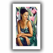 'Belle du Jour' by Catherine Abel Canvas Poster
