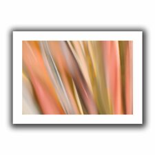 'Abstract Barcode' by Cora Niele Canvas Poster