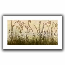 'Wildflowers Amber' by Cora Niele Canvas Poster