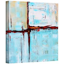 'Winterpane' by Jolina Anthony Painting Print Gallery-Wrapped on Canvas