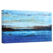 'Artic' by Jolina Anthony Painting Print Gallery-Wrapped on Canvas