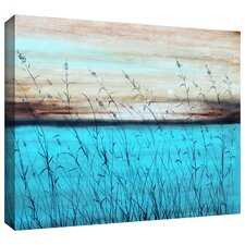 'Winterdaze' by Jolina Anthiny Painting Print Gallery-Wrapped on Canvas