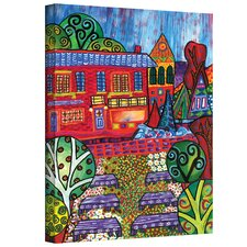 ''Pet Store'' by Debra Purcell Painting Print on Canvas