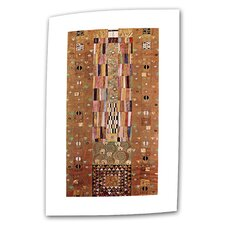"""Absract Frieze"" by Gustav Klimt Original Painting on Canvas"
