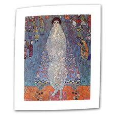 "Gustav Klimt ""Eugenia Primavesi 2"" Canvas Wall Art"