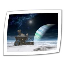 <strong>Art Wall</strong> Cynthia Decker 'Observatory' Unwrapped Canvas Wall Art
