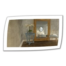 <strong>Art Wall</strong> Cynthia Decker 'Reflection' Unwrapped Canvas Wall Art