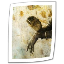 Elena Ray 'Sacred Mudra' Unwrapped Canvas Wall Art